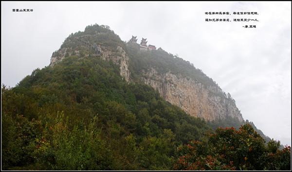 云台山茱萸峰简介