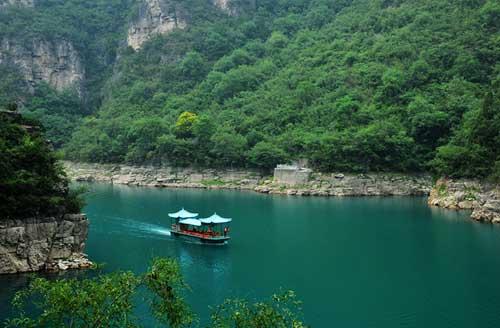 峰林峡游船