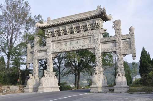 青龙峡景区