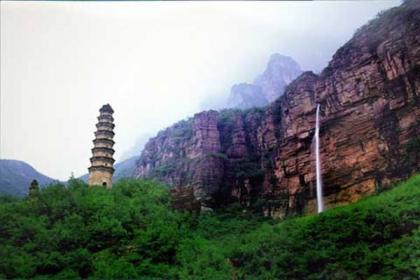 百家岩历史传说