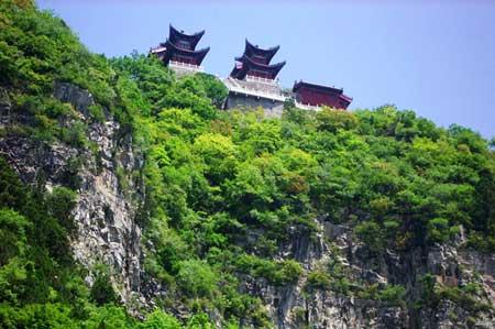 云台山茱萸峰