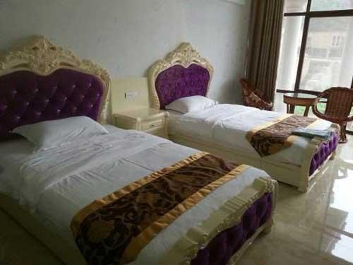 云台山云台宾馆房间图片