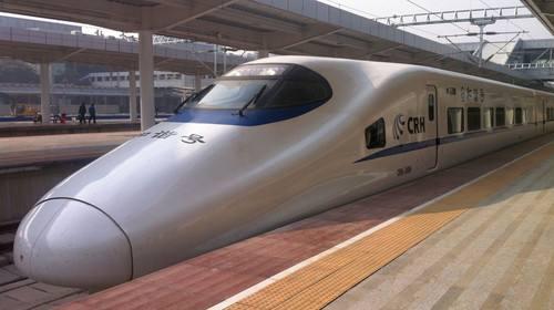 郑州到云台山城际高铁
