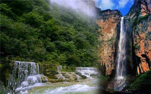 趁着3.8女神节的尾巴从北京出发到云台山两日游