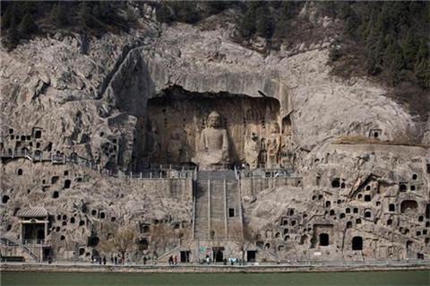 河南5A级景区名单洛阳龙门石窟