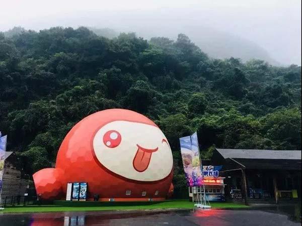 云台山360°影院