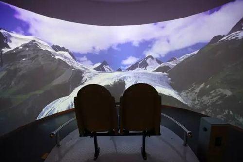 穿越太行山VR体验