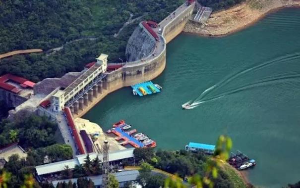 云台山低空旅游项目青龙峡