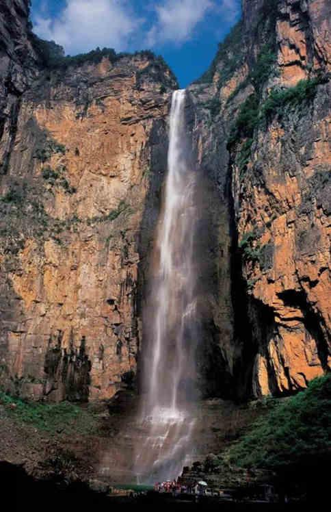 云台山夏季旅游攻略大瀑布