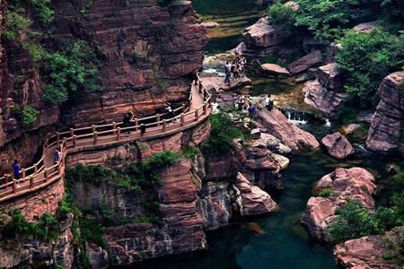 林州到云台山怎么坐车,汽车和火车哪个方便