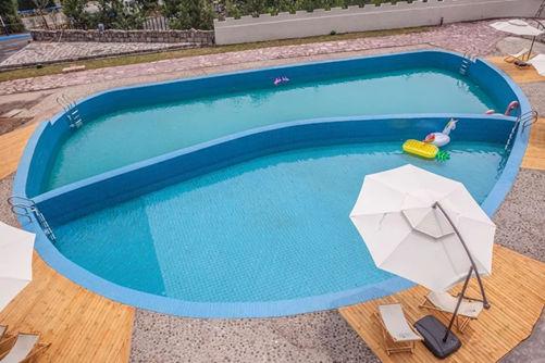 纳里·有家精品客栈 游泳池