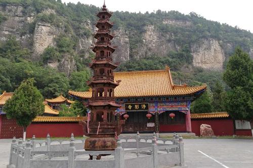 焦作净影寺景区怎么样值得去玩吗