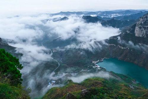 云台山全国航拍摄影大赛