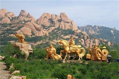 河南5A级景区名单嵖岈山
