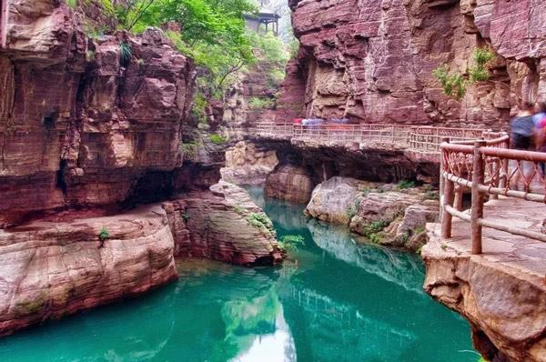 云台山红石峡旅游攻略