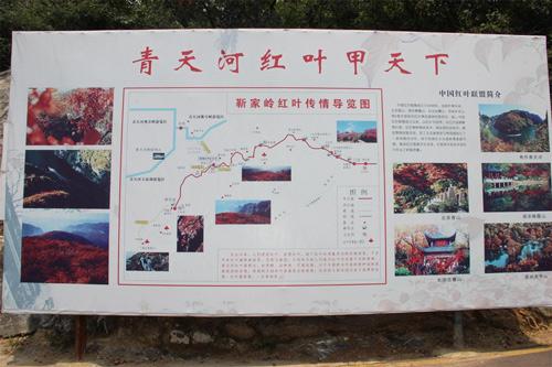靳家岭游览区步道