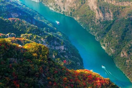 青天河大泉湖