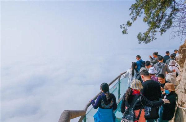 焦作云台山景点游览顺序