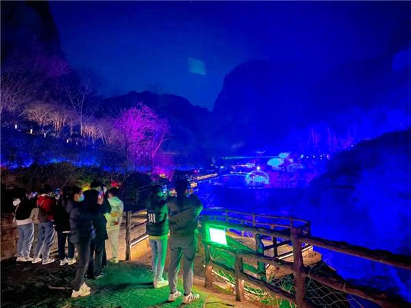 焦作云台山景点游览顺序最新路线